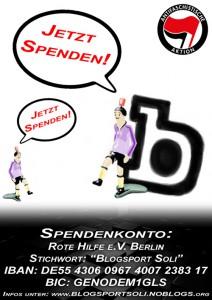 Spendenaufruf für Blogsport.de