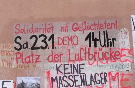 Informationswand Herrfurth- Ecke Weisestraße