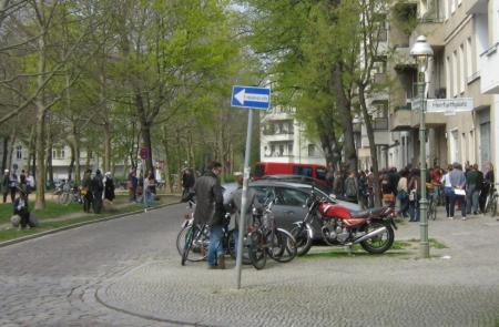 Wohnungsbesichtigung Schillerpromenade