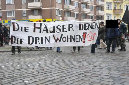 Demo am 2.2.2011 Nord-Neukölln