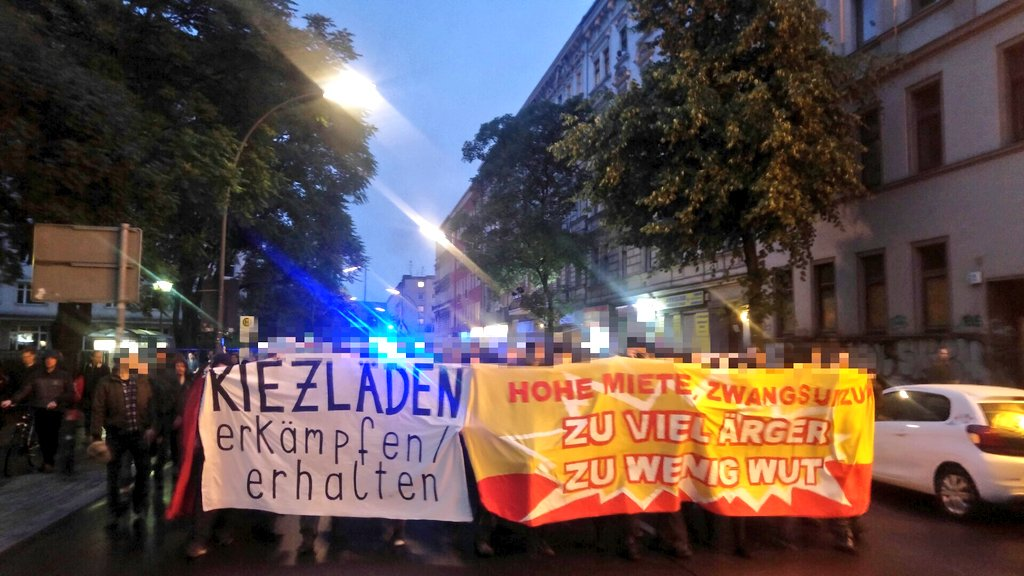 Demo Friedel54 1.Juli 2017