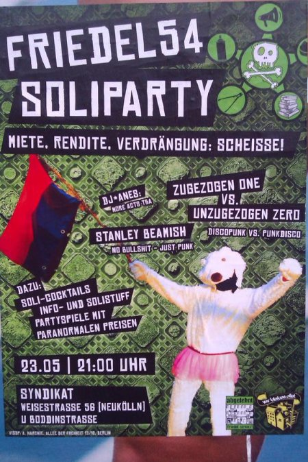 Soliparty Friedel 54