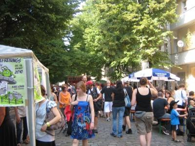 Strassenfest Weisestrasse