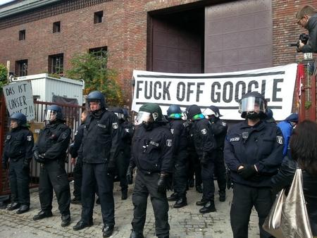 Polizei Google