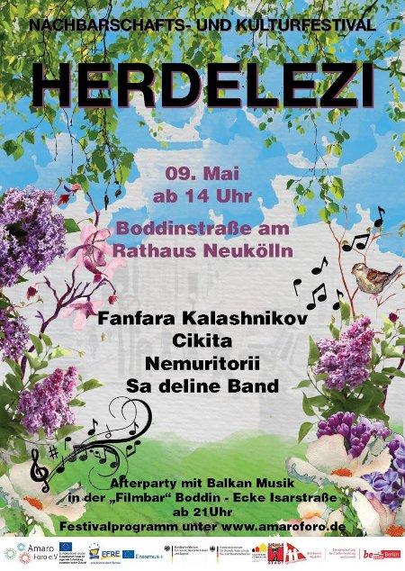 Herdelezi-Fest 2015