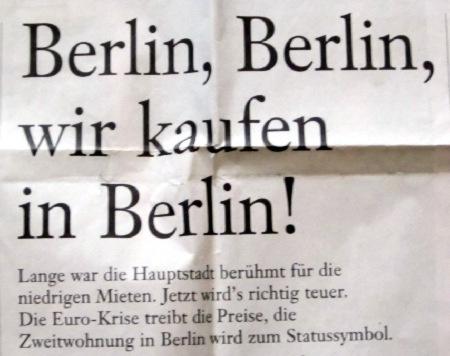 Kaufen in Berlin