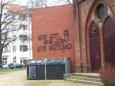 Kein Gott kein Staat kein Vaterland