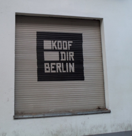 Koof dir Berlin
