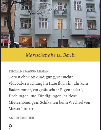Screenshot Mareschstr. 12