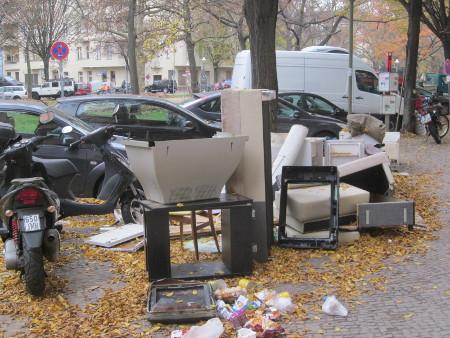 Müll Schillerpromenade