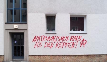 Nationalismus raus aus den Köpfen
