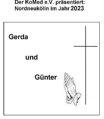 Gerda und Günter Neukölln