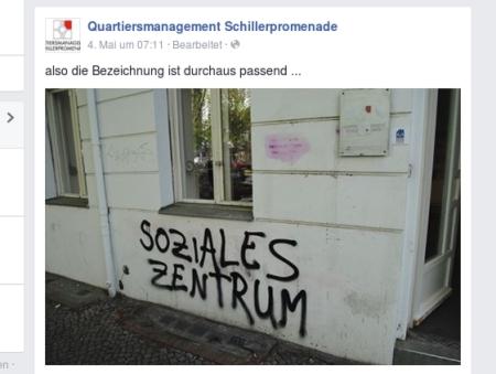 qm schillerpromenade auf facebook