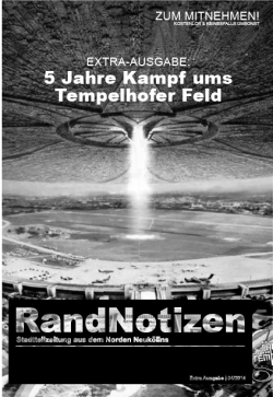 RandNotizen Ausgabe Extra April 2014