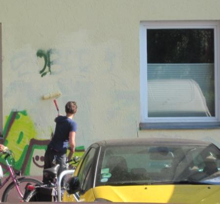 Sauber Machen Herrfurthstrasse