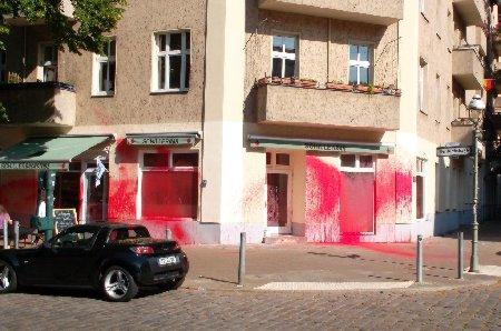 Schillerbar in rot