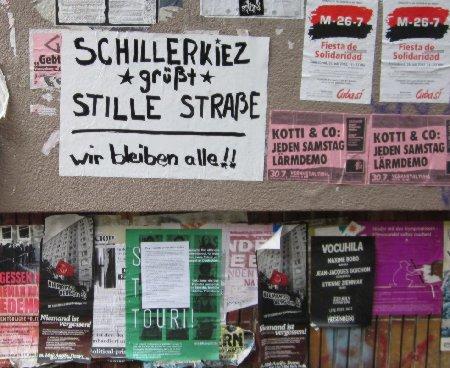 Solidarität mit Pankower Seniorinnen