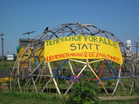 Tempelhof für Alle 25. Mai 2014