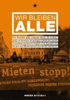 Titelblatt WBA-Broschüre 2010/2011