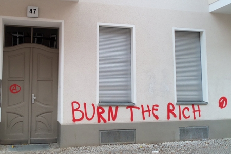 Weise47 Burn the Rich